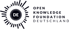 Logo der Open Knowledge Foundation Deutschland e.V.