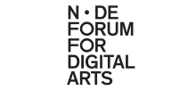 Logo Node Forum for digital arts