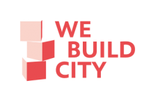 Logo We Build City